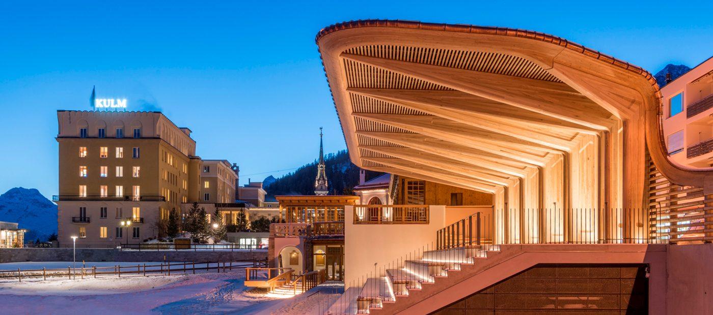 Kulm Hotel St. Moritz & Grand Hotel Kronenhof