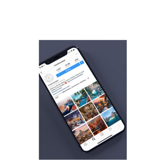 It's a Fact: Instagram is the New Home Page