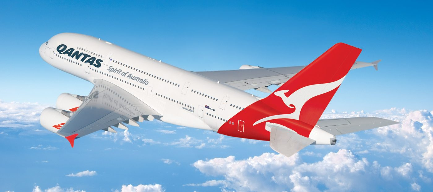 Qantas (Past Client)